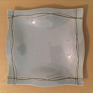 Studio Nova mystic cove blue plate. EUC